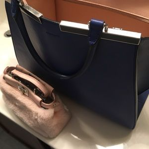 Fendi purse and clutch